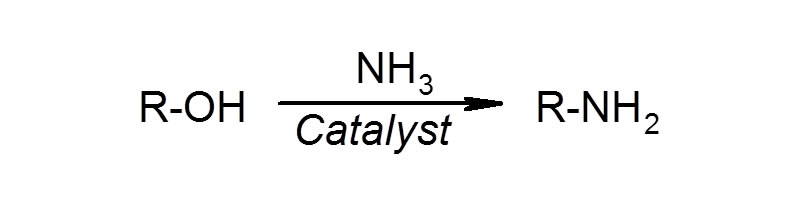 (2) Amination of alcohols(Amination of alcohols)