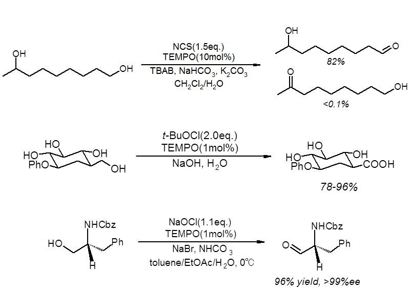 TEMPO酸化 | 広栄化学工業株式会社