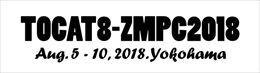 TOCAT8-ZMPC2018 Yokohama をサポートしています